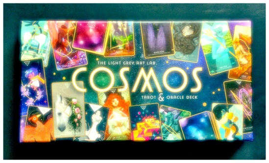 Cosmos Tarot - Slight Misprint Edition