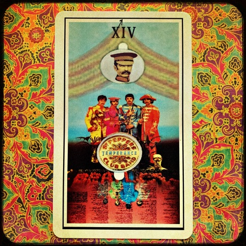 The Beatles Tarot - Temperance