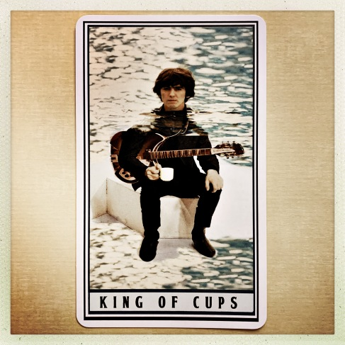 The Beatles Tarot King of Cups