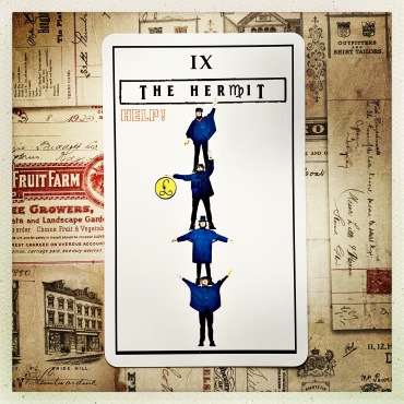 The Beatles Tarot - The Hermit