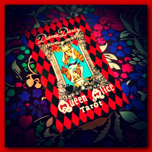 Queen Alice Tarot